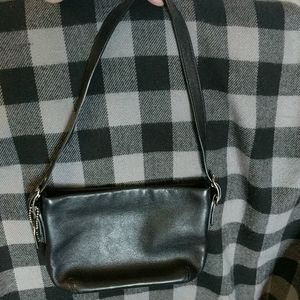 Coach - leather mini bag